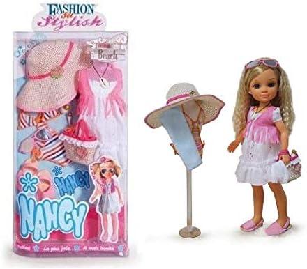 Amazon.es: FS Famosa - Ropa para la muñeca Nancy, Fashion Set Stylish Beach (70005410) 165