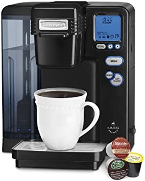 Cuisinart SS-700BK Single Serve Brewing System, Black – Powered by Keurig DISCONTINUED