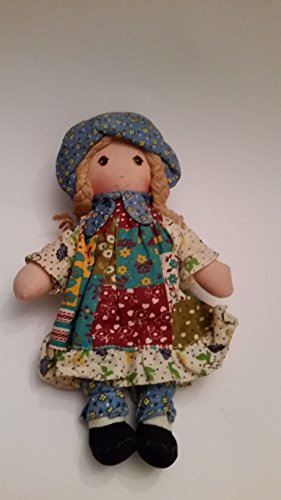collectors-item-the-original-holly-hobbie-rag-doll-preowned