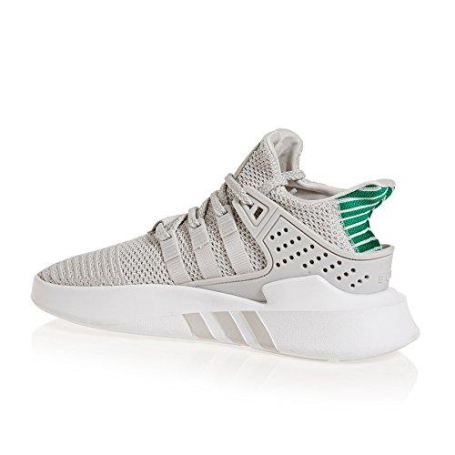 adidas Herren EQT Bask ADV Gymnastikschuhe Grau (Grey One/Grey One/Sub Green)