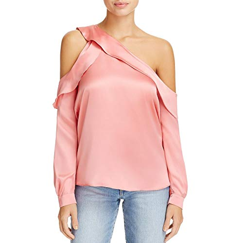 Parker Women's Piper Blouse, Shell Pink, ()