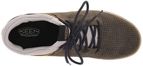 Olive Shoe Burnt Suede Lace Keen GHI Men's Perf O0F1Rw