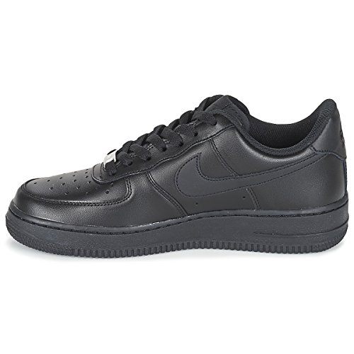Scarpe Force Air da Wmns 1 Basketball '07 Nero Donna Nike FqXxUa66