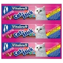 Vitakraft Cat-stick Mini - 20 Pack (Seafood)