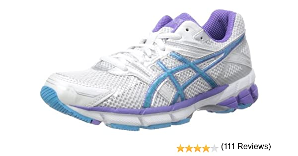 Asics Gt-1000, Zapatillas de Running para Mujer, Blanco, 44 EU ...