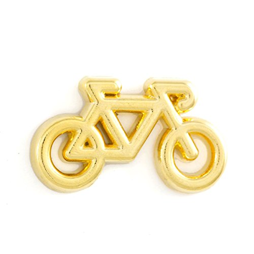 Bike Pin (These Are Things Bike Enamel Pin)
