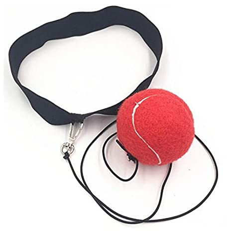 RoadRomo Eubi E302 Elasticity Head Band Wearing Boxing Training Palla punzonatura Rapida