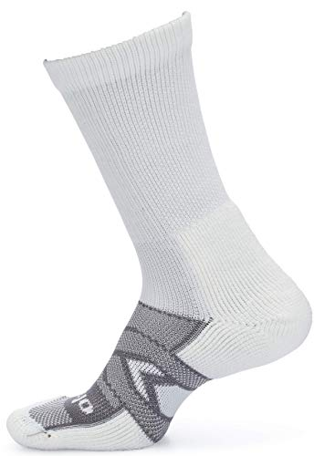 Thorlos Unisex Adult's 12 Hour Shift Thick Padded Crew Work Socks