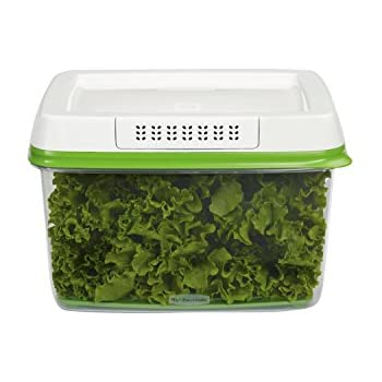 Amazoncom Rubbermaid FreshWorks Produce Saver Food Storage
