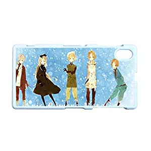 Generic Gel Personalised Phone Cases For Kid With Axis Powers Hetalia For Sony Xperia Z1 L39H Choose Design 5