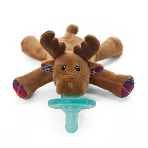 Wubbanub Infant Pacifier - Reindeer