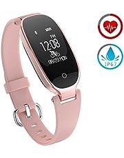 Smart Armband ZKCREATION Bluetooth Fitness-Tracker K3 Intelligente Uhr Herzfrequenz-Überwachung Schlafüberwachung Informationen erhalten IP67 wasserdicht Kompatibel mit Android und IOS