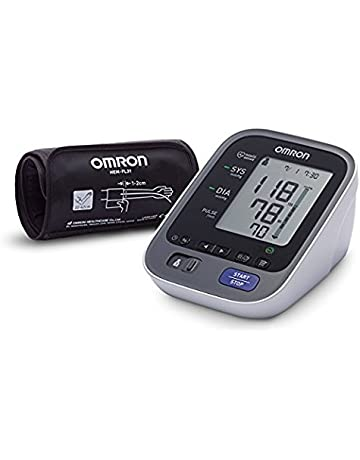 OMRON M7 Intelli IT - Tensiómetro de brazo, Bluetooth, aplicación OMRON Connect para móviles