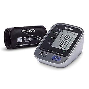 OMRON M7 Intelli IT – Tensiómetro de brazo, Bluetooth, aplicación OMRON Connect para móviles, tecnología Intelli Wrap… 416312OaoUL