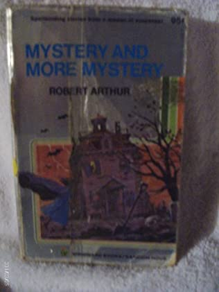book cover of Mystery and More Mystery