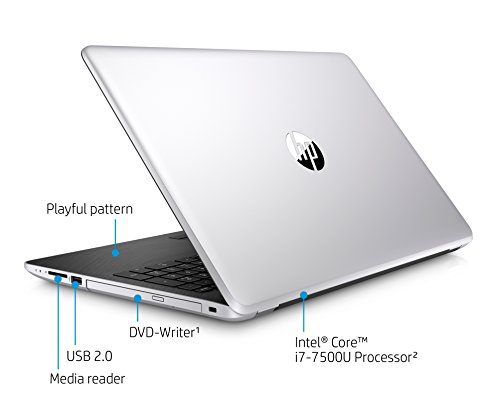 HP 15.6 Touch i3 Natural Silver (HP 15.6 Touch i3 Natural Silver)