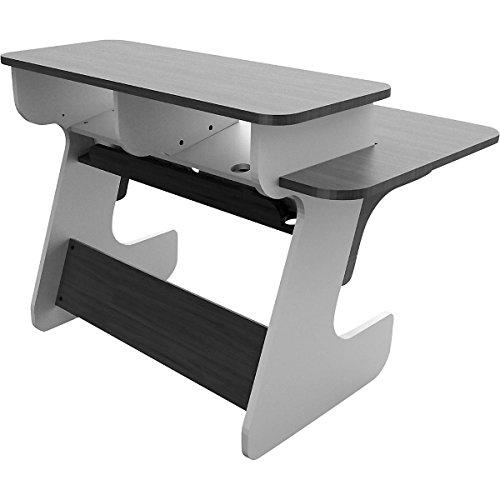 Zaor Miza 61 Studio Desk Titanium/Wenge by Zaor (Image #3)