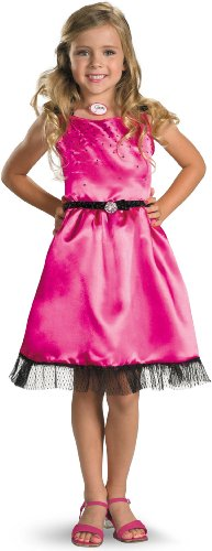 Girls Sharpay'S Pink Dress (As Shown;7 To ()
