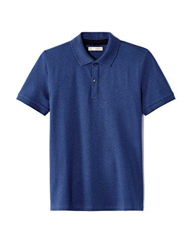 Polo Geslim da uomo imperiale blu Celio blu 5vTqpPq7
