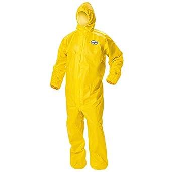 Kleenguard A70 químicos Spray protección Coveralls (09815 ...