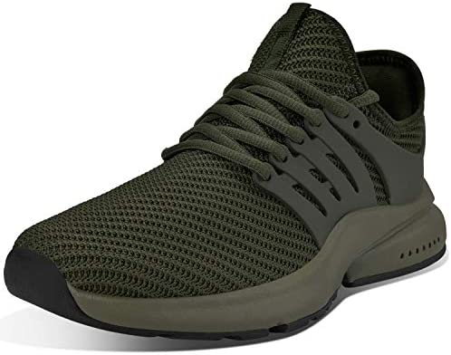Men/'s Casual Running Trainers Walking Sports Sneakers Athletic Tennis Shoes Gym