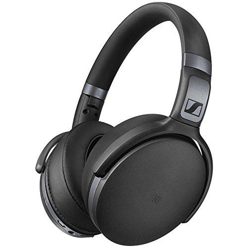 Sennheiser HD 4.40 Around Ear Bluetooth Wireless Headphones (HD 4.40 BT) (Certified Refurbished)