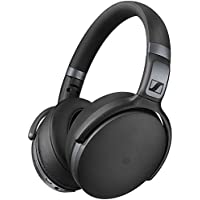 Sennheiser HD 4.40 Around Ear Bluetooth Wireless Headphones (HD 4.40 BT) (Certified Refurbished)