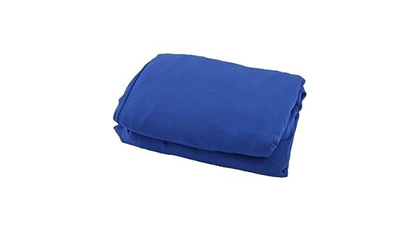 Amazon.com: eDealMax Cóctel en Forma de Poliéster boda Ronda Partido Tabla cubierta de Tela de la decoración DE 60 x 110 cm Azul Real: Home & Kitchen