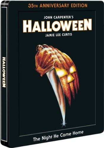 Halloween: 35th Anniversary - Limited UK Blu-ray Steelbook Edition + 20 Page Booklet Region (Halloween Blu Ray Uk)