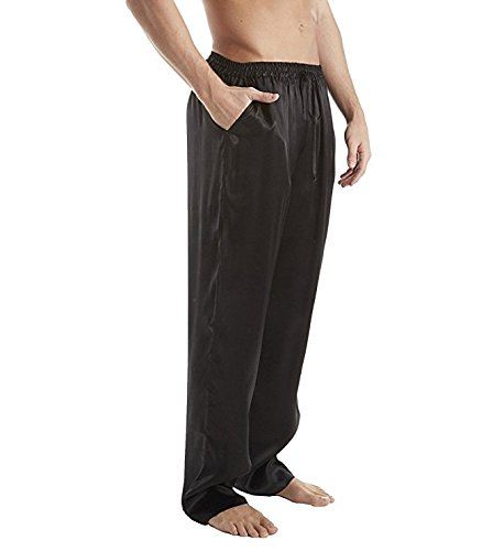Magic Silk Silk Charmeuse Lounge Pant (1804) (Silk Charmeuse Pants)