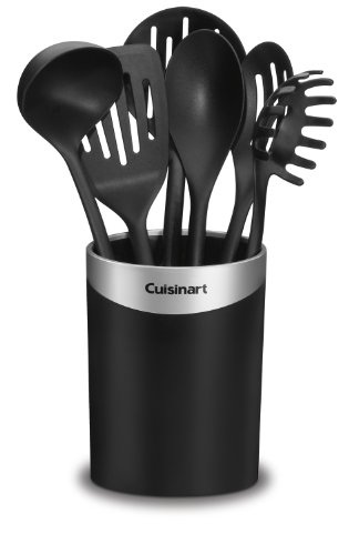 Cuisinart Crock with Curve Tool Set - 7 Piece - 7/Set - Dish