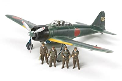 Tamiya Models A6M3/3a Zero Fighter