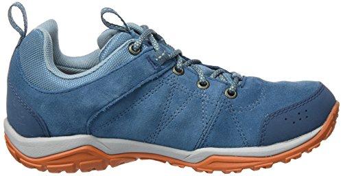 Chaussures Fire Heron Bright Columbia Multisport Venture blue Bleu Peach Waterproof Femme tZydSw