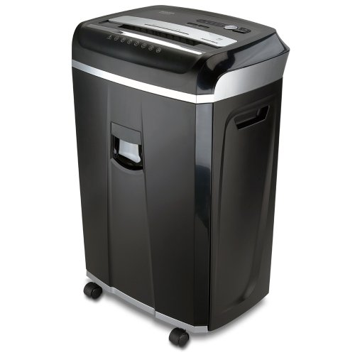 Aurora JamFree AU1630XA 16-Sheet Crosscut-Cut Paper / CD / Credit Card Shredder/ 20 Minutes Continuous Run Time ()