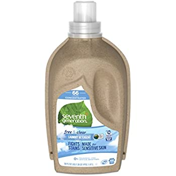 Amazon Com Seventh Generation Concentrated Laundry