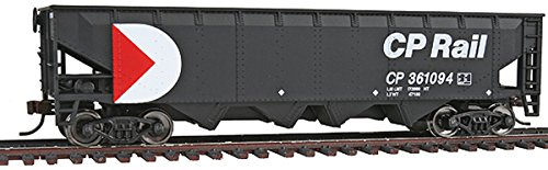 Walthers Trainline Walthers Trainline 40' 4-Bay Offset Hopper Canadian Pacific ()