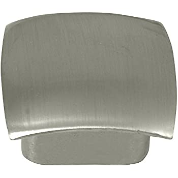 Venitian Bronze 1 1//2-Inch Laurey 74477 Square Knob Aventura