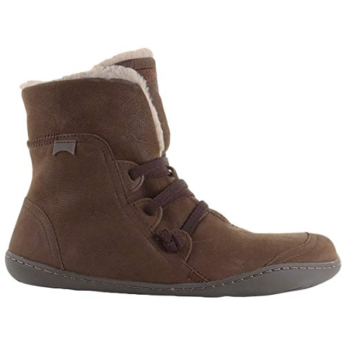 Peu Cami Brown Medium Camper Femme Botines pdOPpqwT