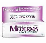 Mederma Advanced Scar Gel - 1x Daily: Use