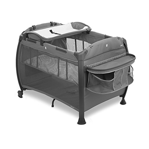 (Joovy Room Playard and Nursery Center, Charcoal)