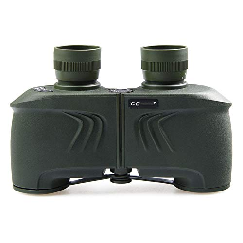Brqmy 8x30 Binoculars HD Color True Clarity and Brightness BAK4 Prism Lightweight Telescope Portable Outdoor Travel Waterproof ()