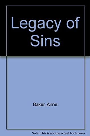 book cover of Legacy of Sins