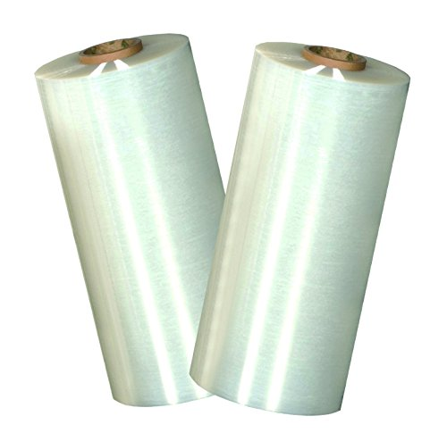 (TRM 44020-80-GAUGE Weatherall Stretch Wrap, 80 Gauge Stretch Film for Machine Use, Sold by The Pallet, 20