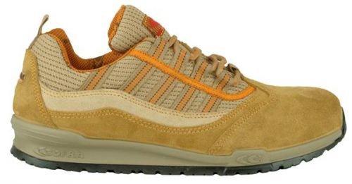"""Cofra 78420-001.W41 S1 P SRC taglia 41 """"Nadi-"""" Le scarpe di sicurezza, colore: marrone"""