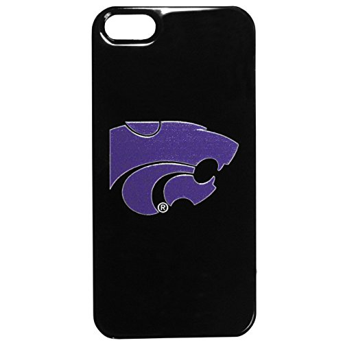 Siskiyou NCAA Kansas State Wildcats iPhone 5/5S Logo Case