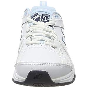 New Balance 624v5 Blanco | Zapatillas Mujer