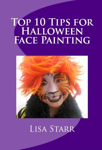 Top 10 Tips For Halloween Face Painting -