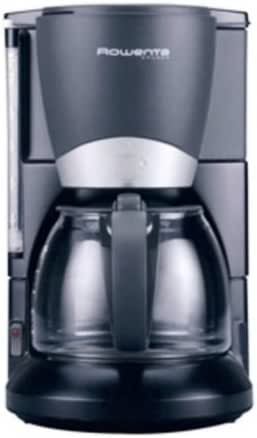 Rowenta Brunch CG348, Negro, Plata, 1000 W, 1600 g - Máquina de café: Amazon.es: Hogar