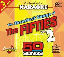 Greatest Songs of 50s 2 - Karaoke 50s