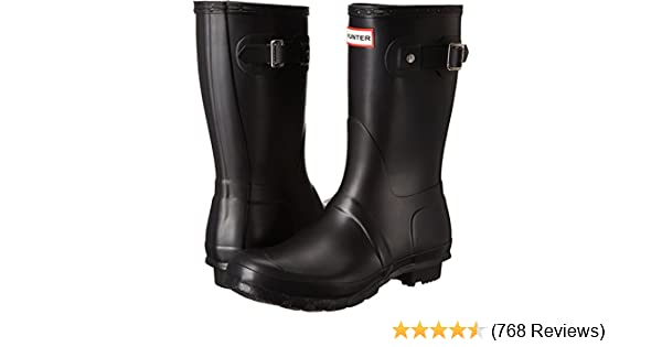 ce595933716 Hunter Women's Original Short Rain Boot